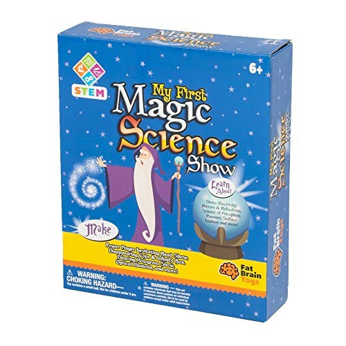 Fat Brain Toys My 1st Magic Science & Nature for Ages 6 to 7
