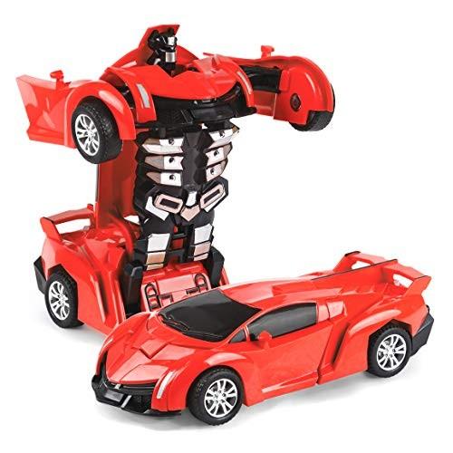 Refasy Birthday Gift for 1-6 Year Old Boy Girl Children Kid Toy Deformation Rc