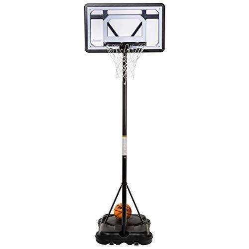 Franklin Sports Kids Basketball Hoop – Adjustable Portable Basketball Hoop – Adjustable Height 53'