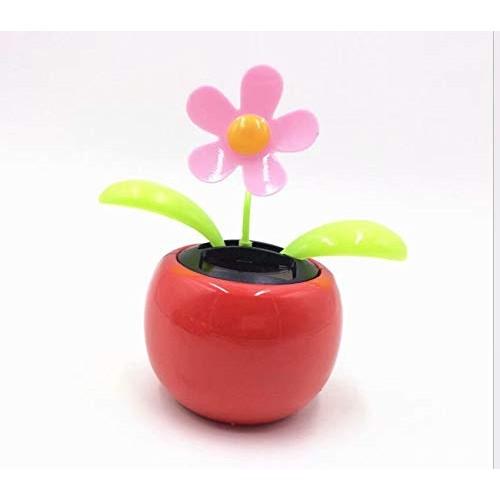 Solar-Powered Dancing Sunflower Decoration Style-EWFWR01