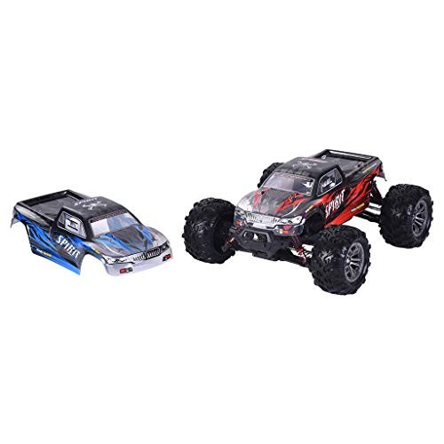 Q901 Brushless 24G 1:16 4Wd 52Km/H High-Speed Off-Road Remote Control Car with Extra Car