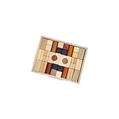 Large Wooden Building Blocks-Kids Toys-Wooden Stacking Games -Stacking Toys