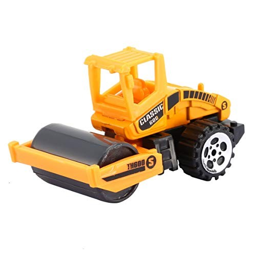 Pandamama Mini Alloy Engineering Car Model Tractor Toy Dump Truck Model Classic Toy