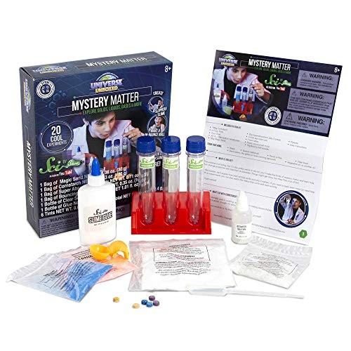 Be Amazing Toys Universe Unboxed by Scishow Mystery Matter Science Lab
