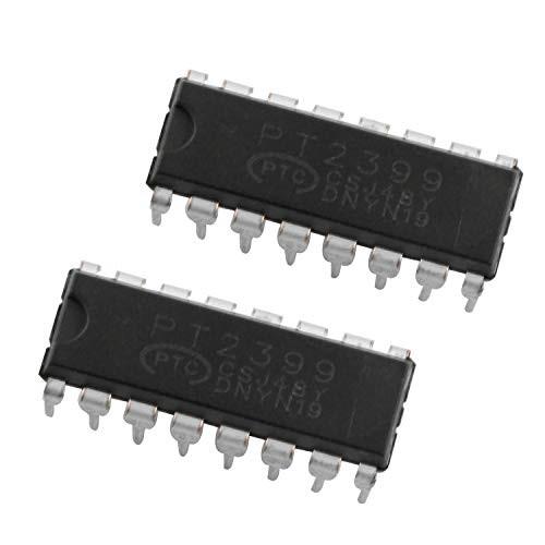 Youliang 5pcs PT2399 Audio Reverberation Interface Chip Echo Processor