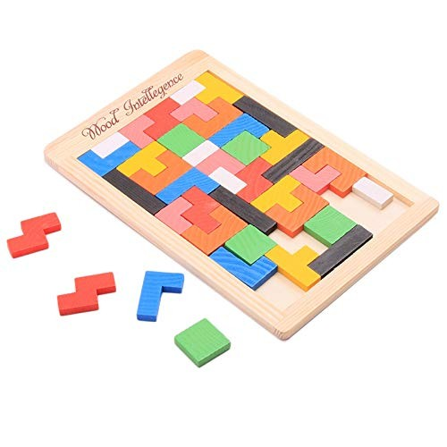 ZJHZN High Heels 1Set Child Wooden Toys Children Building Blocks Checkers Flying Chess Travel and Flying Checkers
