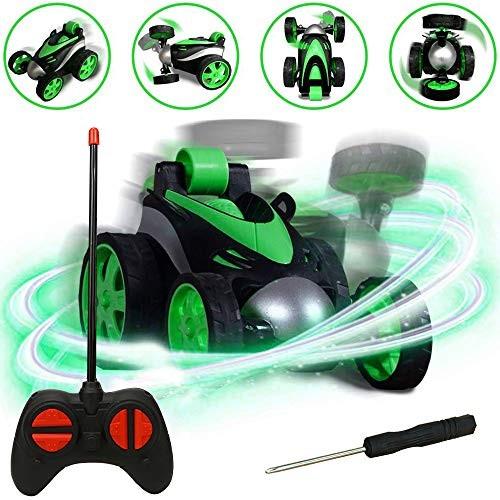 LGUIY RC Cars Kids Toys Remote Control Car Stunt Car Vehicle High Speed 360