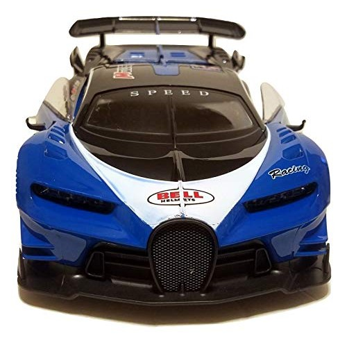 SuperCar Bugatti | Battery Operated Remote Control Car | Working Doors Trunk and Lights