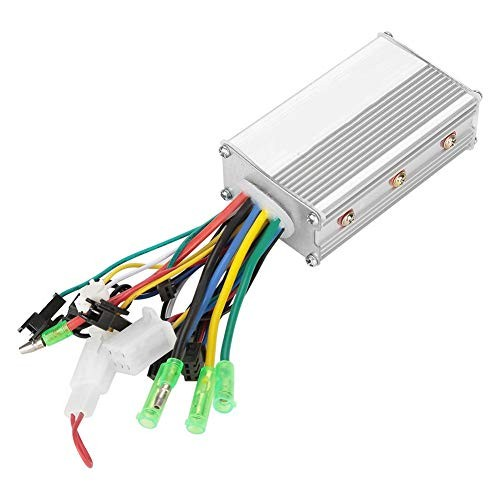 VGEBY1 Motor Controller 36V/48V 350W Brushless Controller with Heat Dissipation for Electric E-Bicycle Scooter