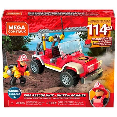 Mega Matchbox SUV Rescue