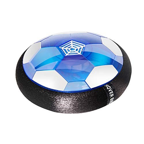 GoolRC Hover Soccer Ball Electric Suspension Soccer LED Suspension air Cushion Soccer with 2