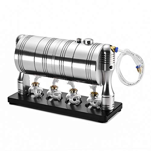 Yamix Steam Engine Model Generator Motor Heating Boiler STEM Science Toy