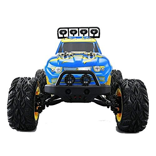 Rabing All Terrain RC Cars Electric Remote Control Off Road Monster Truck 1: 12