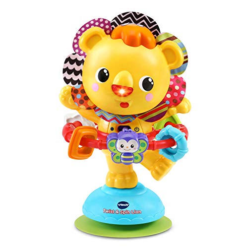 VTech Twist and Spin Lion