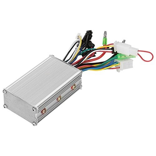 Aosiyp Electric Bicycle Speed Controller36V/48V 350W Brushless Motor Controller for Electric Bike Scooter