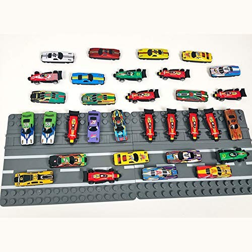 Y&J Car Combination Children's boy and Girl Toys (32 Sets)