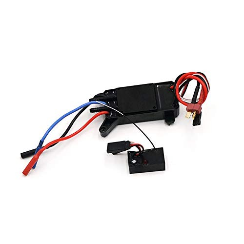 AKDSteel Remote Control Racing Boat Parts 148A Brushless ESC for Feilun FT011 Ship Spare Toys