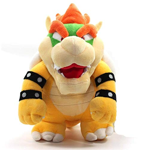 LAJKS Rio 10 Bowser Dragon Soft Stuffed Plush Toy Doll Model Kids Best Christmas Birthday Gift Toys Baby Boy Must Haves Friendship Gifts Favourite Movie Superhero Coloring LOL Unboxed