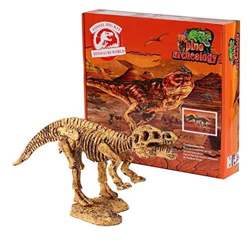 PINO Dinosaur Fossil Archaeological Excavation Assembling Kit Paleontology Educational Learning Funny Toys Tyrannosaurus Rex