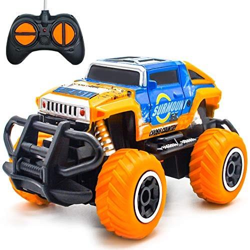 Mini Rc – Remote Control Jeep Car for Kids 3 4 5