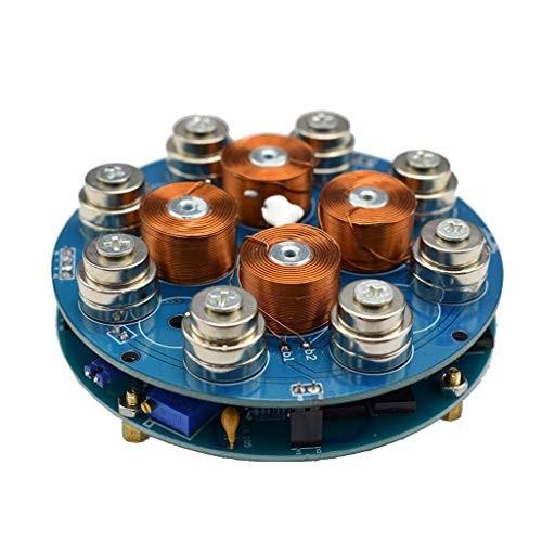 RICH-Po Graduation Project Sealed Analog Circuit Intelligent DIY Push Type Magnetic Levitation
