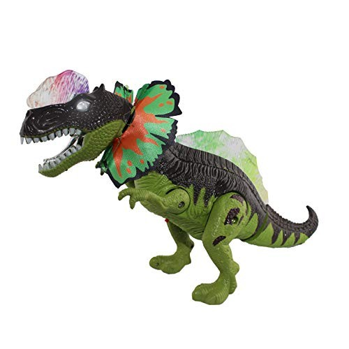 P&F Dinosaur Valley Let's go to The Dino World Music Sounds Walking Light Up Toy