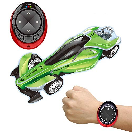 YINGTESI Smart RC Car Toy Voice Command Remote Control Racing Car for Kid Control