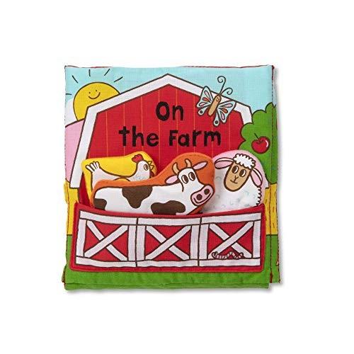 Melissa & Doug K's Kids – On The Farm Activity Book