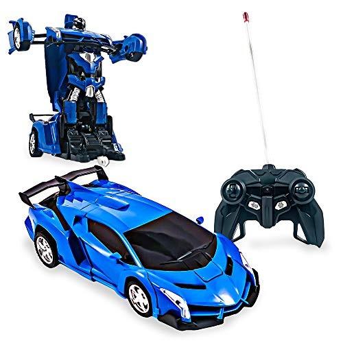 Flipo Automotion Shape Shifting RC Car (Blue)