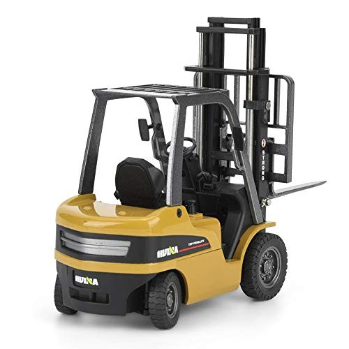 xinwoer Highly Simulation 1 50 Model Engineering Car Kids Children Alloy Forklift Truck Vehicle Toy