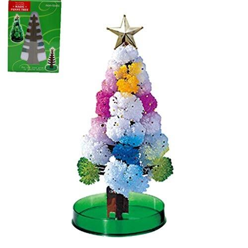 Growing Christmas Tree DIY Magic Your Own Fun xmas Gift Toy