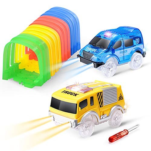 ONTOPON Magic Track Accessory Tunnel Track with Car (Tunnel with car2)