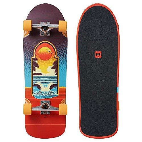 Globe Aperture Complete SkateboardCult of Freedom Portal31 L x 99 W – 145 WB