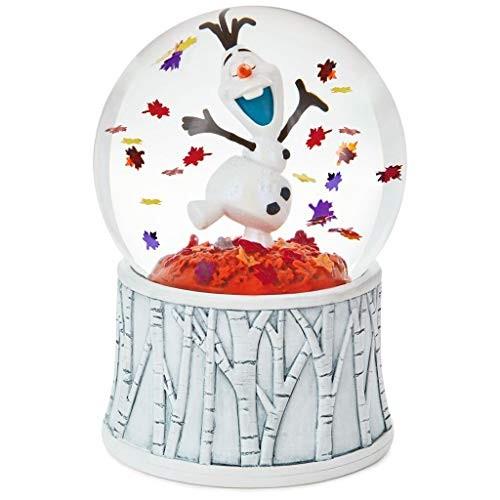 Disney Frozen 2 Olaf Snow Globe