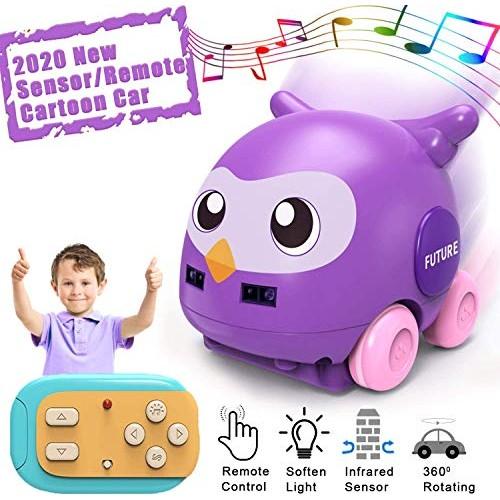 ONG NAMO Car Toys for Boys RC & Hand Operated 2 Models Cartoon Boys