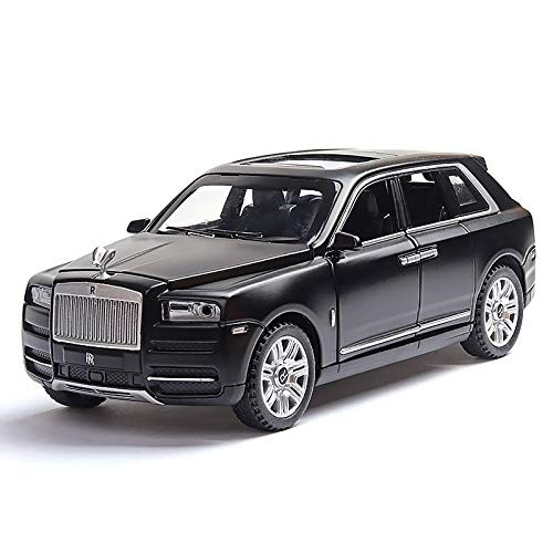 Diecasts Toy Vehicles Toy Car Rolls Royce Cullinan Metal Toy Alloy Car Diecasts Toy