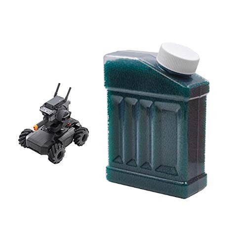 Darkhorse Gel Beads for DJI RoboMaster S1 Educational Robot 4500pcs Growing Crystal Shooting Water Foam Ball – Green