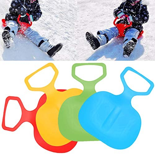 CHoppyWAVE Skiing Sled Board – 1Pc Ski Board Snowboard Snow Ski Luge Children Toy
