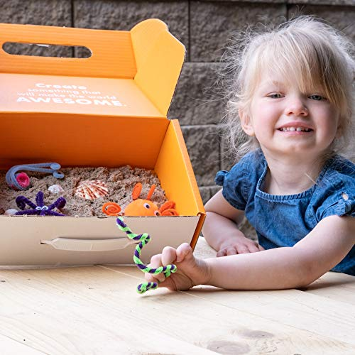 Fat Brain Toys Surprise Ride – Make an Australian Diorama Kit Arts & Crafts for Ages 5 to 11
