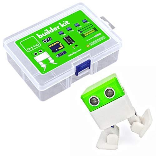 Otto DIY Robot Builder Kit for Beginner Programming and STEM Learning Authorized Reseller