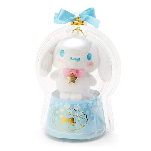 Cinnamoroll Mascot Holder Snow Globe Dome Mini Stuffed Doll