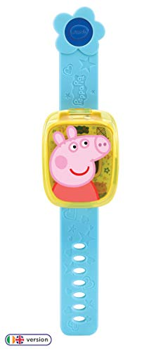 VTech 526003 Peppa Pig Learning Watch Multicolour