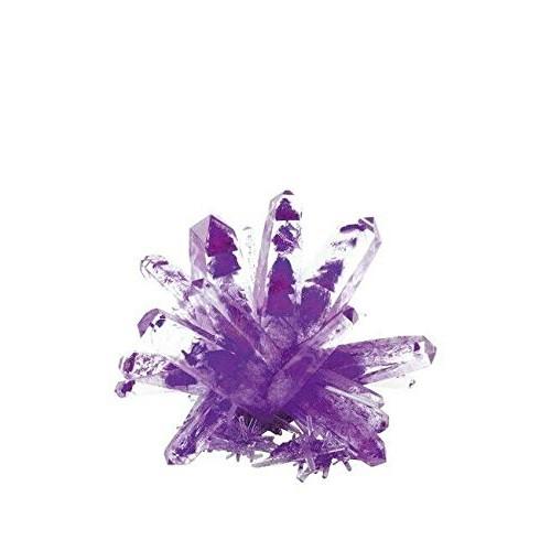 AMETHYST PURPLE Magic Crystal Growing Kit – Rock Garden Science Experiment by Elizabeth Peacock 1991