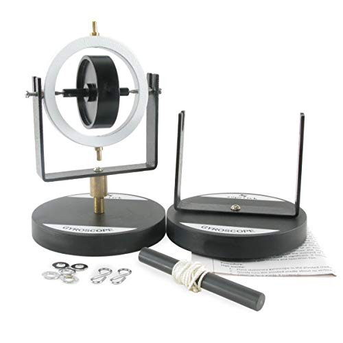 American Educational Products Precision Gyroscope with Gimbal Cradle