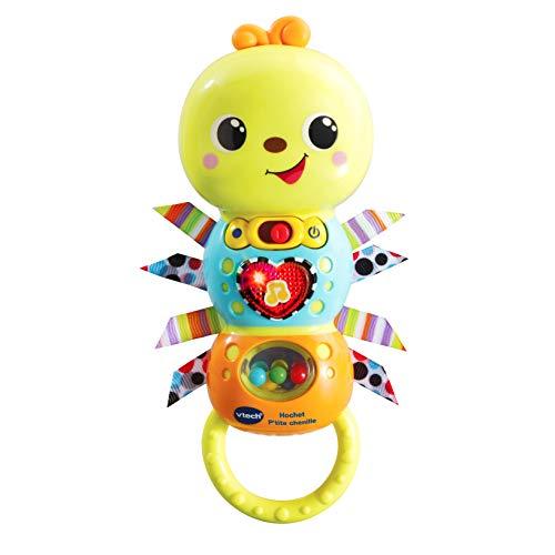 VTech Hochet P'tite Chenille French Toy