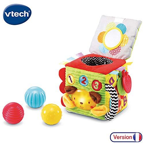 VTech Cube interactif veil sensoriel French Toy