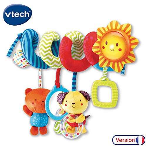 VTech Spirale Musicale des P'tits copains French Toy