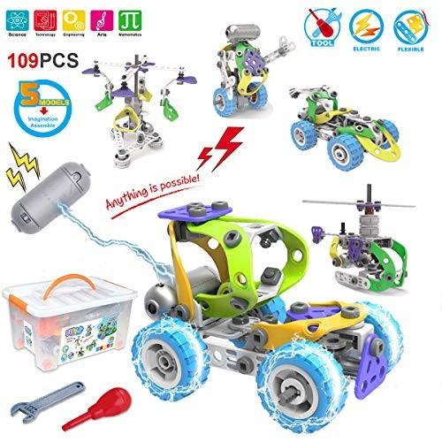 Siiziitoo STEM-Toys Educational Construction Engineering ...