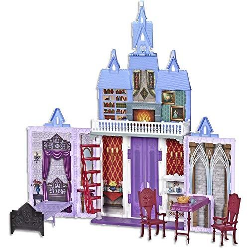 Frozen 2 Fold & Go Arendelle Castle Playset