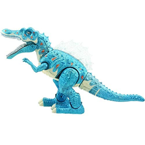 Kariwell Toy Tyrannosaurus T-Rex Walking Dinosaur with Lights and Realistic Sounds for Ages 3+